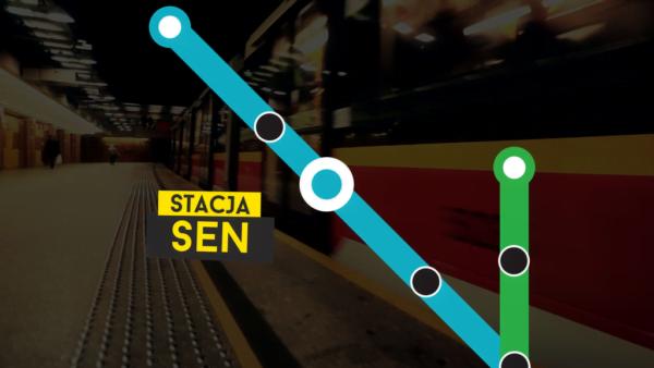 ADVENTure: Stacja Sen. Ufasz w ciemno?