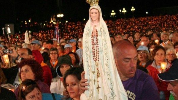 Akt zawierzenia Matce Bożej fatimskiej