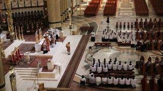 Papieskie przesłanie nawłoski Tydzień Liturgiczny