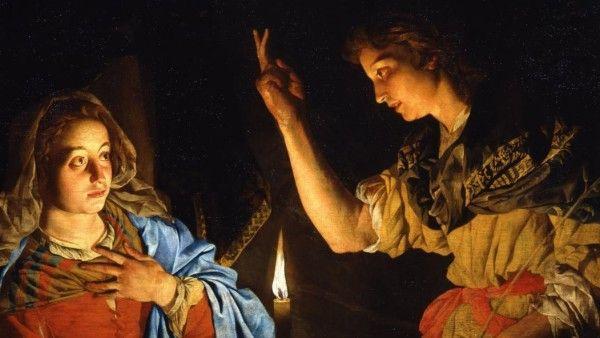 Jak Anioł Pański zwiastował? 7 ujęć