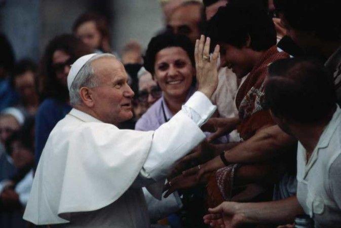 Jan Paweł II - promotor małżeństwa irodziny