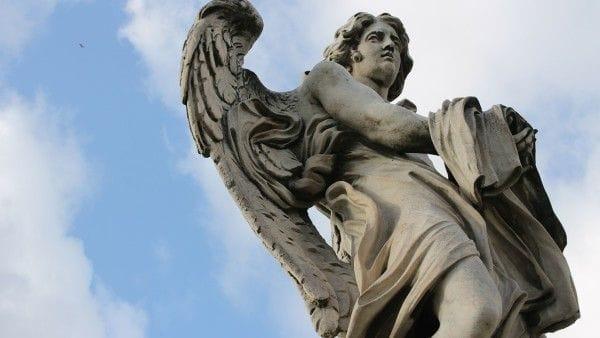 Kiedy anioły przychodzą na ratunek