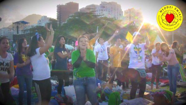 Młodzi Światu Rio2013