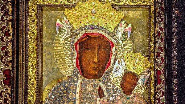 Peregrynacja obrazu Matki Bożej Częstochowskiej w Episkopacie