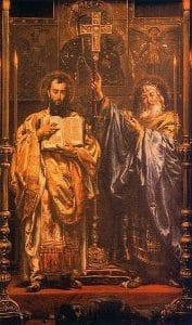 Pierwsi misjonarze Słowian