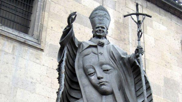 Rozmowy z Janem Pawłem II. Maryja