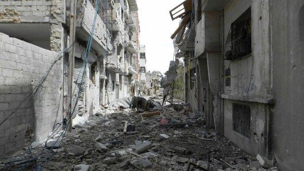 Syria: broń chemiczna nadal w użyciu