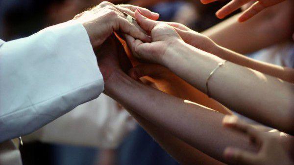 Spotkanie Jana Pawła II z wiernymi / fot. Gianni Giansanti
