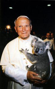 Rozmowy zJanem Pawłem II. Przyroda