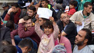 Uchodźcy iMy. Wimię Ojca!