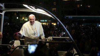 Papież przekazał 200 tys. euro dla zbombardowanej Awdijiwki