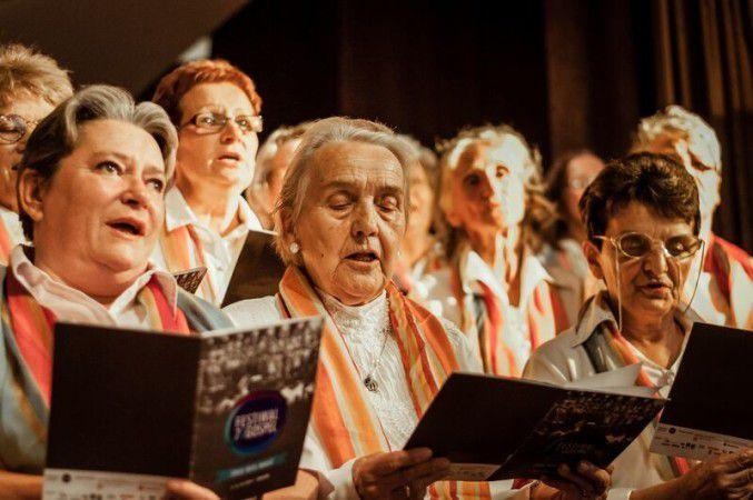 Gospel Senior koncert - fot Piotr Banasik 4