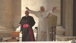 Benedykt XVI dorodzin inarzeczonych