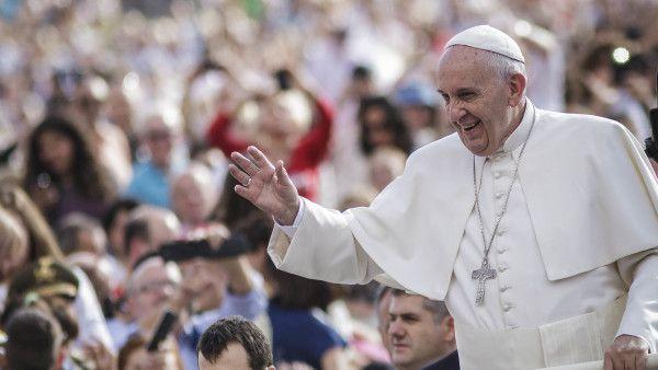 Vatican: Pope Francis Weekly General Audience