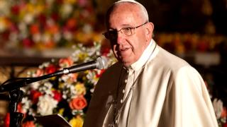 Papież: lekceważenie człowieka tolekceważenie Boga