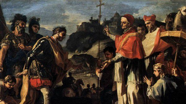 Francesco_Solimena_-_The_Meeting_of_Pope_Leo_and_Attila_-_WGA21629