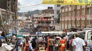 Papież domieszkańców Kenii iUgandy: przybywam jako sługa Ewangelii