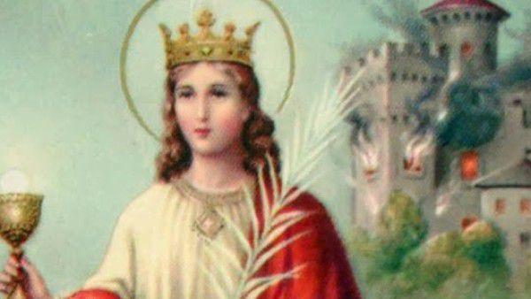 Św.Barbara z Nikomedii