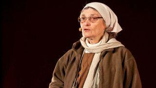S. Chmielewska: Ewangelią nie można żyć teoretycznie