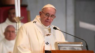 """Papież przestrzegł przed""""spryciarzami"""""""