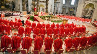 Już 40 kardynałów zarejestrowanych naŚDM