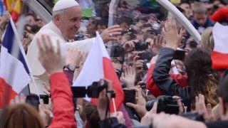 Papież zachęca Polaków dotroski ochrześcijańskie dziedzictwo Europy