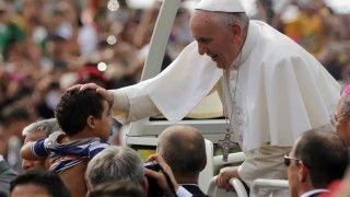 Franciszek: strzeżmy się wygórowanych ambicji