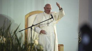 Papież zachęcił Polaków domodlitwy ojedność chrześcijan