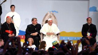 Gdzie pojedzie papieski fotel?