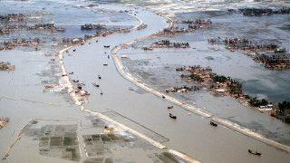 Bangladesz: Caritas pomaga powodzianom
