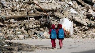 Syria: Aleppo jest świadkiem apokalipsy