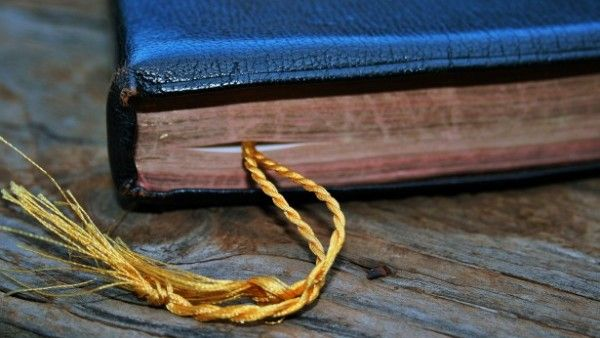 closed-bible
