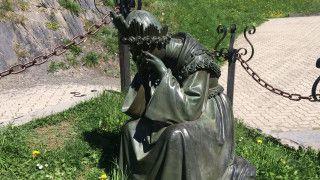 Maryja wLa Salette płakała naddzisiejszym światem
