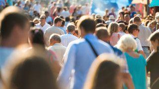 Wielki tłum wszystkich świętych