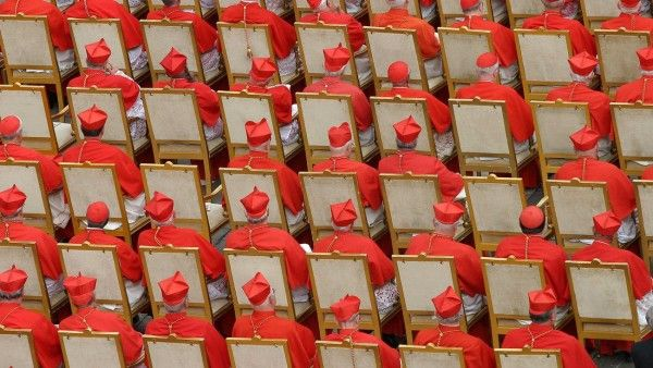 VATICAN CITY:44 news cardinals