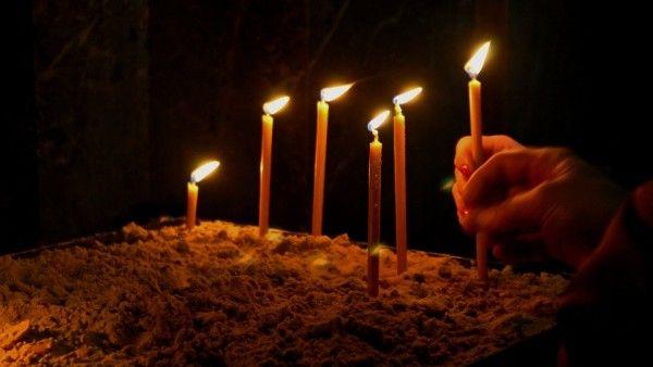 świeczki candle
