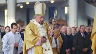 Archidiecezja krakowska dziękuje kard. Dziwiszowi zaposługę