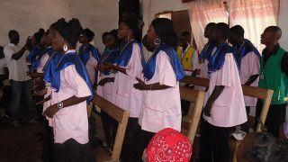 Polski misjonarz otwiera pierwszą szkołę muzyczną wRŚA