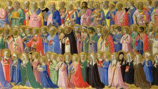 1listopada – Uroczystość Wszystkich Świętych