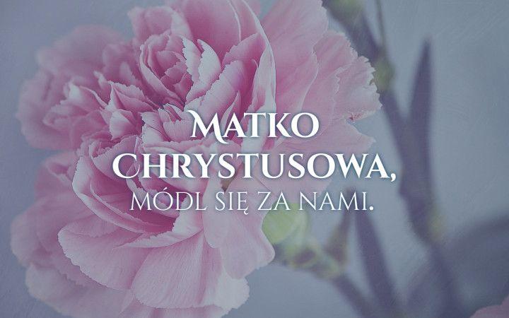 matkochrystusowa