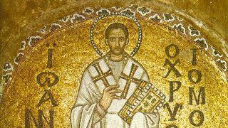 """Święty Jan Chryzostom. """"Złotousty"""" Kościoła"""