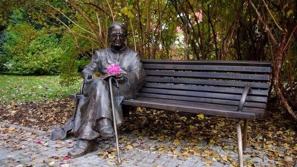100. rocznica urodzin ks. Jana Twardowskiego