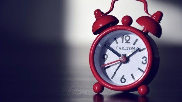 28/29 marca - tej nocy zmieniamy czas i śpimy o godzinę krócej