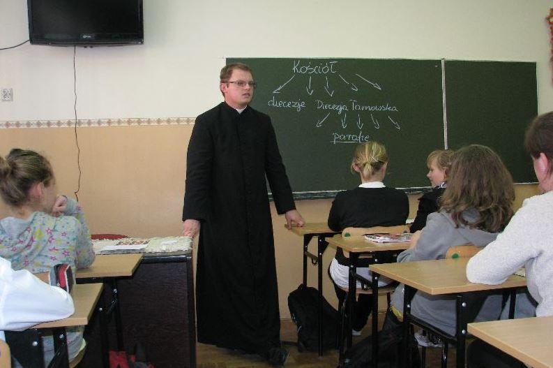 3 powody, dla którychjestem przeciwnikiem szkolnej katechezy