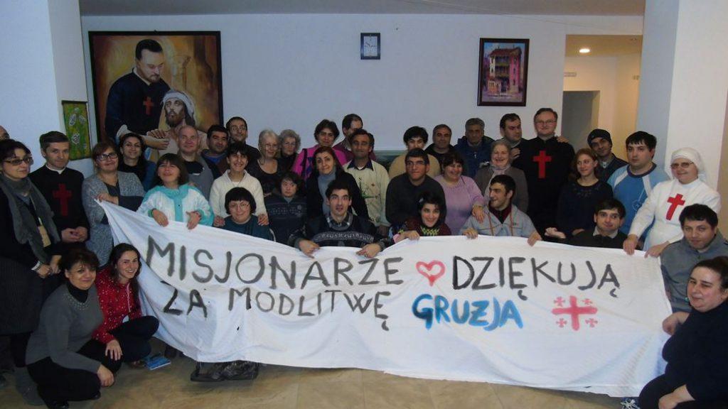 3,5 tys. osób wspiera polskich misjonarzy!