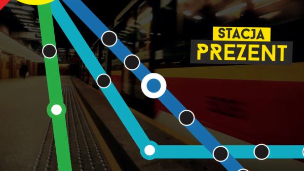 ADVENTure: Stacja Prezent. Jaki chciałbyś dostać najbardziej?