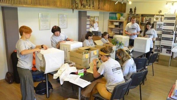 Akcja pomocy humanitarnej dla RCA