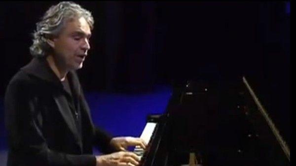 Andrea Bocelli przejmująco o aborcji