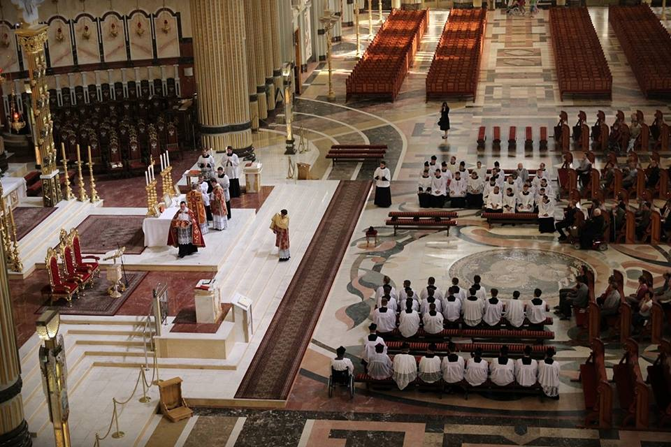 Ars Celebrandi - warsztaty liturgii przedsoborowej