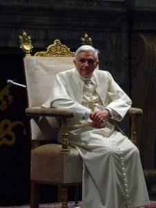 Benedykt XVI oPrawdzie